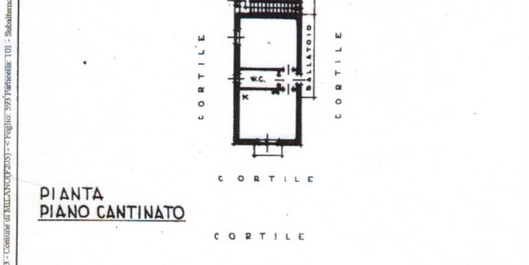 Planimetria Via degli umiliati x sito